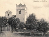 Kostel Sv. Markéty, 20. léta minulého století - 126.09KiB