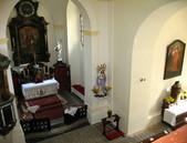 Interier kostela sv. Markéty po rekonstrukci v r. 2009 - 87.23KiB